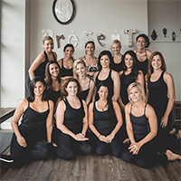 Group Barre Classes