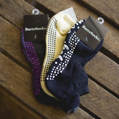 Sticky Barre Socks
